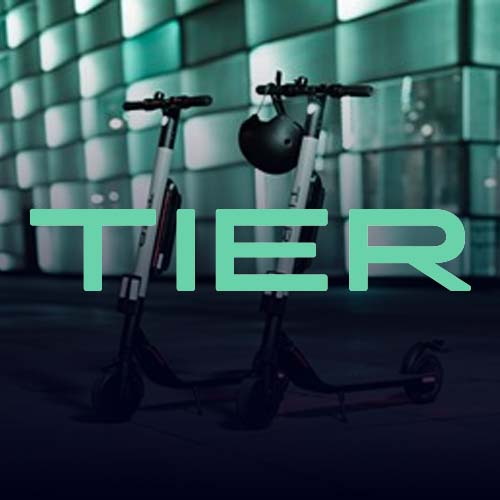 TIER E Scooter - ePilot