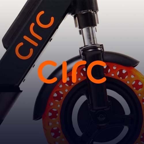 Circ E Scooter - ePilot