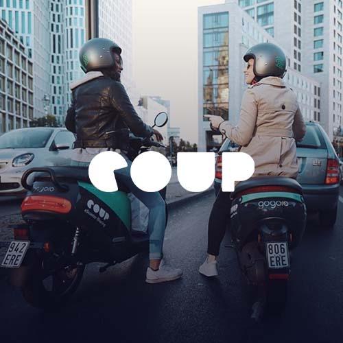 Coup E Roller - ePilot